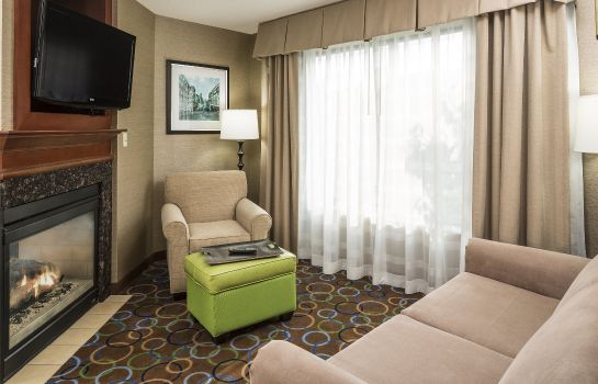 Suite Holiday Inn Express & Suites MANCHESTER-AIRPORT