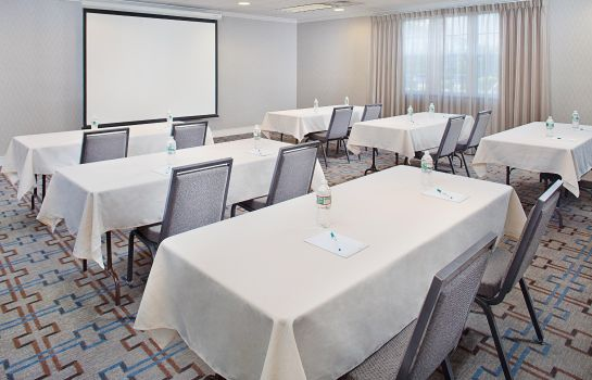 Conference room Homewood Suites by Hilton Manchester-Airport