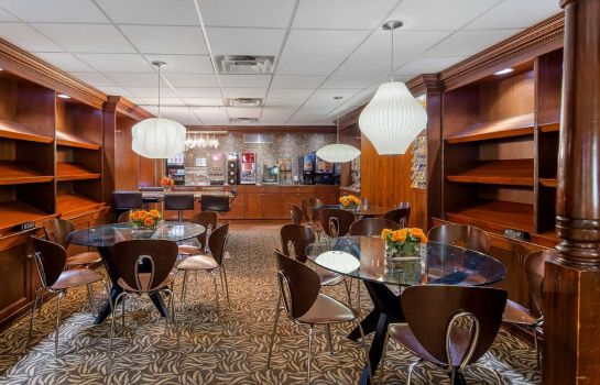 Restaurant Best Western Plus Robert Treat Hotel