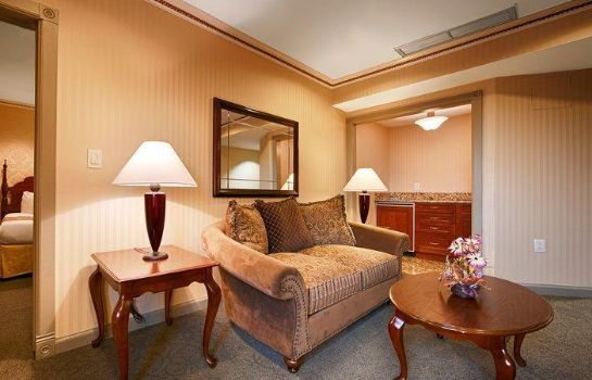 Chambre Best Western Plus Robert Treat Hotel
