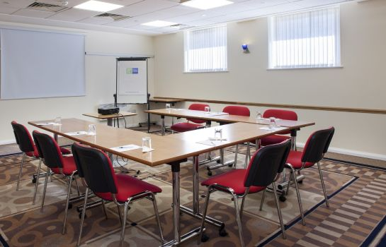 Conference room Holiday Inn Express OXFORD - KASSAM STADIUM