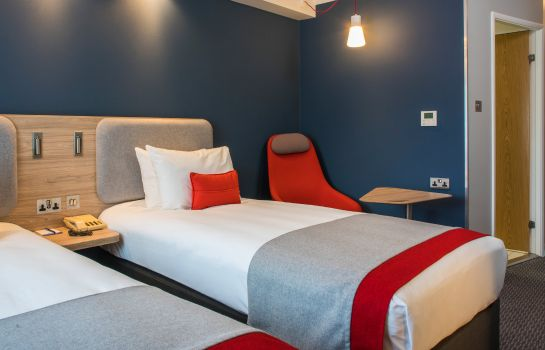 Chambre Holiday Inn Express OXFORD - KASSAM STADIUM