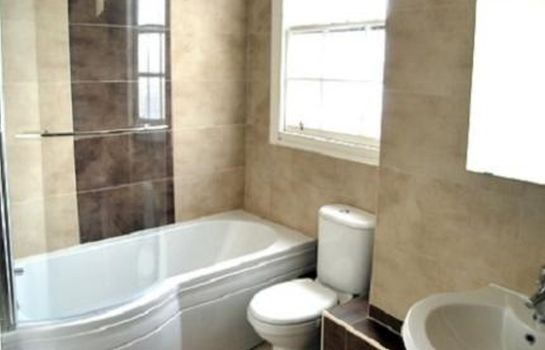 Bagno in camera Stay Edinburgh City Apartments