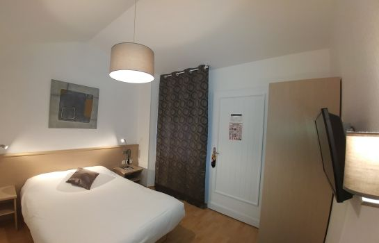 Double room (superior) Citotel Le Cheval Blanc