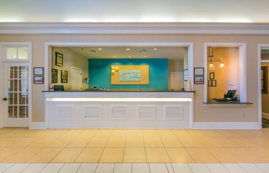 Hotelhalle Holiday Inn Club Vacations SOUTH BEACH RESORT