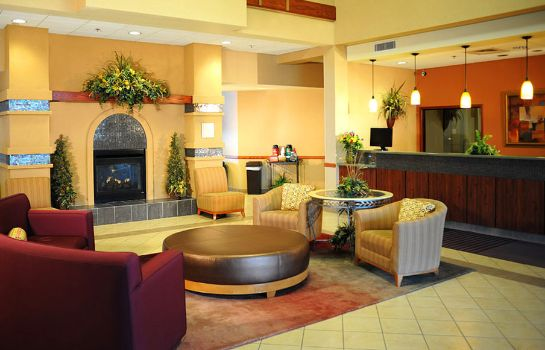 Hotelhalle La Quinta Inn and Suites Springfield Airport Plaza