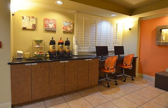 Bar hotelowy Quality Inn & Suites NRG Park - Medical Center