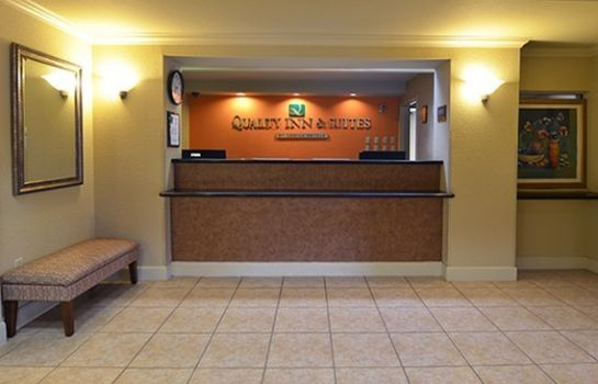 Hol hotelowy Quality Inn & Suites NRG Park - Medical Center