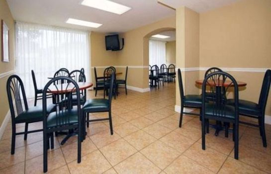 Restauracja Quality Inn & Suites NRG Park - Medical Center