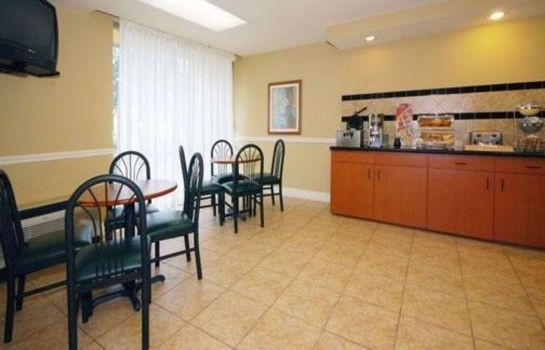 Restaurant Quality Inn and Suites NRG Park - Medica