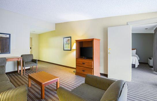 Suite Quality Inn and Suites NRG Park - Medica