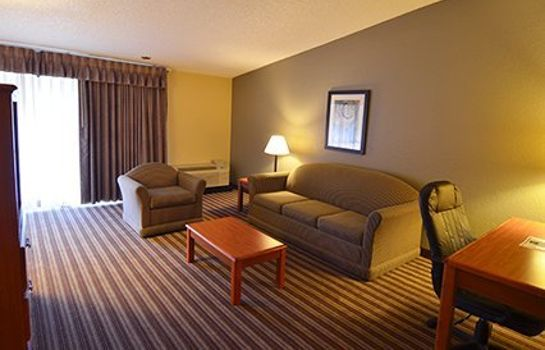 Suite Quality Inn & Suites NRG Park - Medical Center
