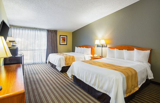 Chambre Quality Inn and Suites NRG Park - Medica