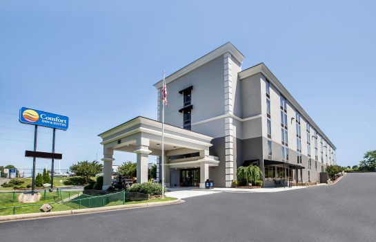Vista exterior Comfort Inn & Suites Roper Mountain Road