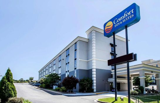 Vista esterna Comfort Inn & Suites Roper Mountain Road