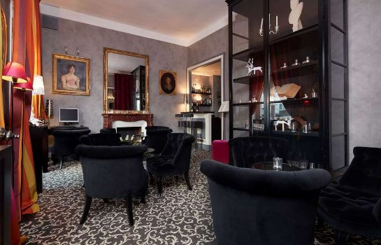 Hotel bar Best Western Brittany La Baule Centre & Plage