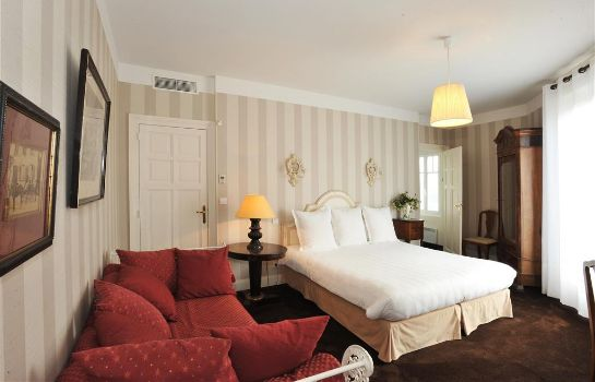 Room Best Western Brittany La Baule Centre & Plage