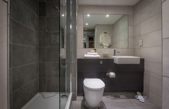 Single room (superior) Maldron Hotel Dublin Airport