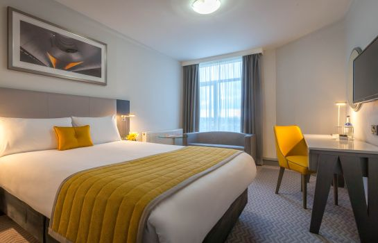 Double room (superior) Maldron Hotel Dublin Airport