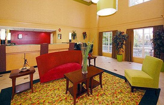 Hotelhalle Clarion Hotel Portland International Airport