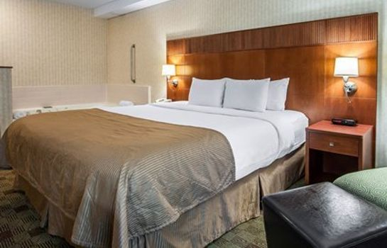 Suite Clarion Hotel Portland International Airport