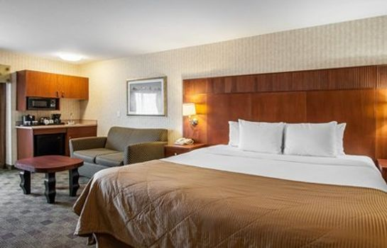 Zimmer Clarion Hotel Portland International Airport