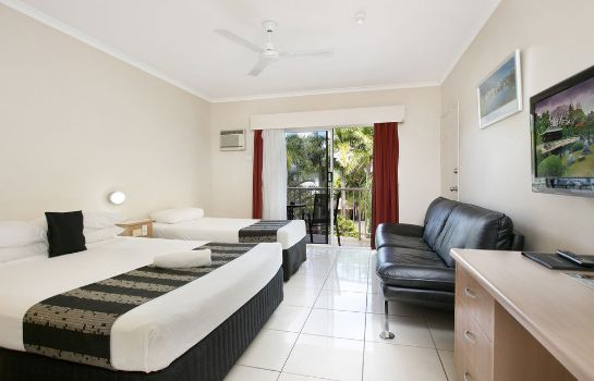Standard room Cairns City Sheridan