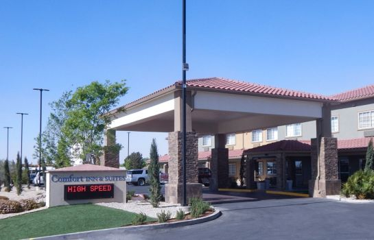 Exterior view Comfort Inn and Suites