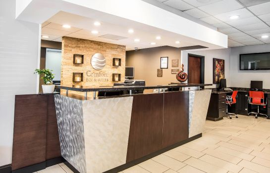 Hotelhalle Comfort Inn & Suites Roper Mountain Road