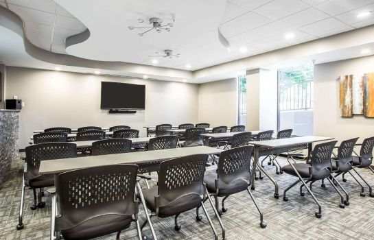 Conference room Comfort Inn & Suites Roper Mountain Road