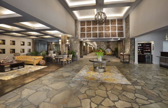 Lobby Crowne Plaza Resort ASHEVILLE