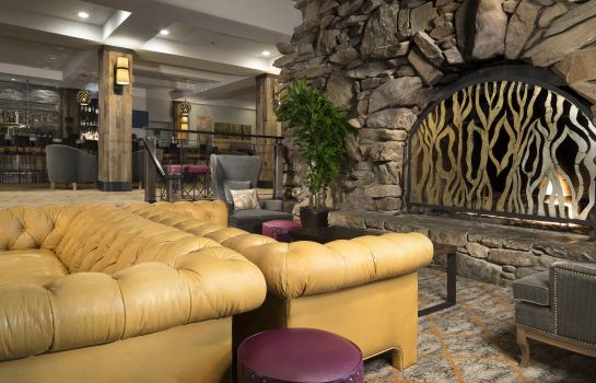 Vista all'interno Crowne Plaza Hotels & Resorts ASHEVILLE