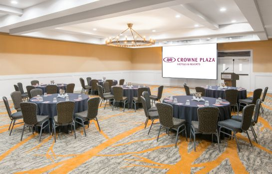 Conference room Crowne Plaza Resort ASHEVILLE