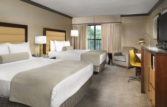 Double room (standard) Crowne Plaza Resort ASHEVILLE