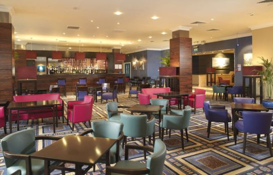 Hotel bar Crowne Plaza CHESTER