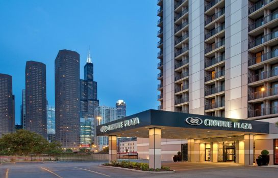 Exterior view Crowne Plaza CHICAGO WEST LOOP
