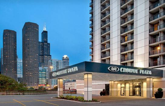 Außenansicht Crowne Plaza CHICAGO WEST LOOP