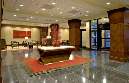 Hotelhalle Crowne Plaza CHICAGO WEST LOOP