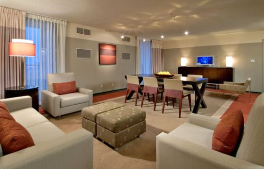 Suite Crowne Plaza CHICAGO WEST LOOP