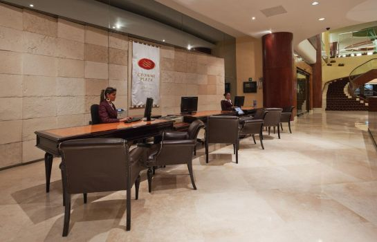 Hall Crowne Plaza HOTEL DE MEXICO