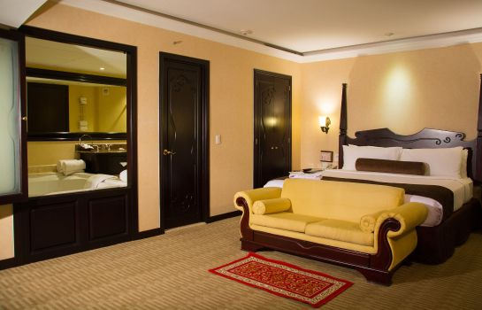 Suite Crowne Plaza HOTEL DE MEXICO