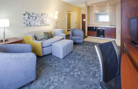 Hotel Courtyard Rochester Mayo Clinic Area/Saint Marys – Great