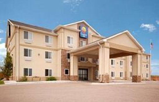 Vista esterna Quality Inn & Suites Sterling