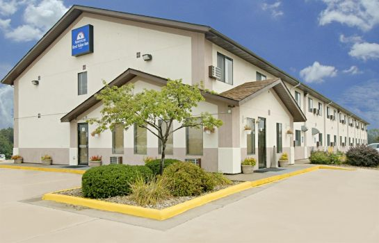 Vista esterna AMERICAS BEST VALUE INN