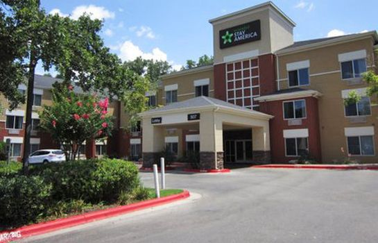 Vista esterna Extended Stay America Downtown