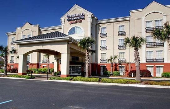 Außenansicht Fairfield Inn & Suites Charleston North/Ashley Phosphate