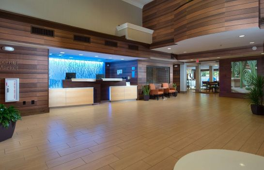 Hotelhalle Fairfield Inn & Suites Charleston North/Ashley Phosphate
