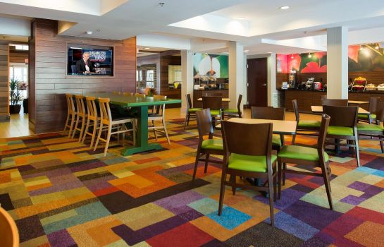 Restaurant Fairfield Inn & Suites Charleston North/Ashley Phosphate