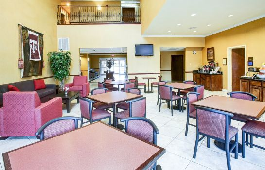 Restaurant Comfort Suites Texas Ave.