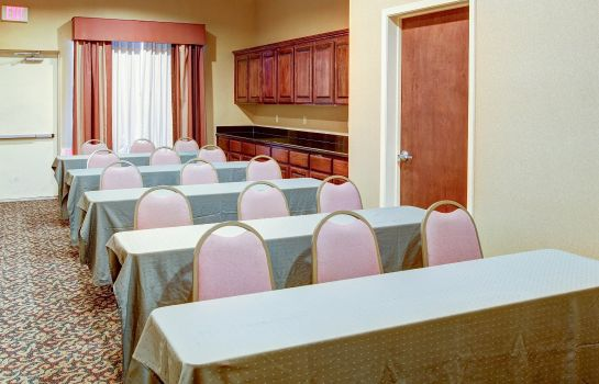 Conference room Comfort Suites Texas Ave.